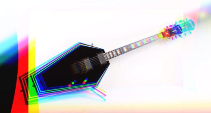 Ausgefallene Gitarren Epiphone