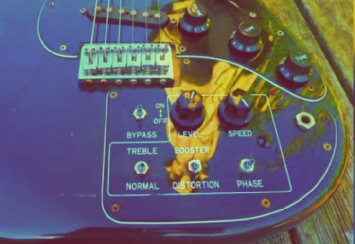 Ausgefallene Gitarren