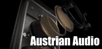 Austrian Audio stellt handgefertigte Mikrofone in AKG-Tradition vor