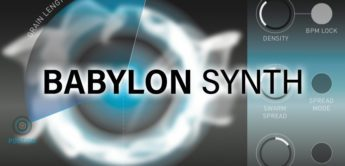 Freeware Synthesizer Babylon: Runde 3 – Architektur