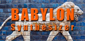 BABYLON Freeware Synthesizer, ein Amazona.de-Comunity-Projekt