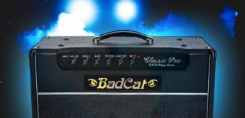 Test: Bad Cat Classic Pro 20R PS 112, Gitarrenverstärker