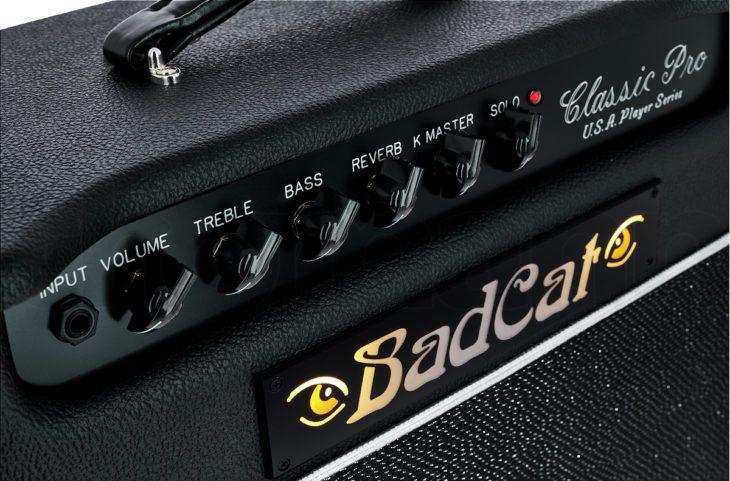 Bad Cat Classic Pro 20R PS 112 Panel