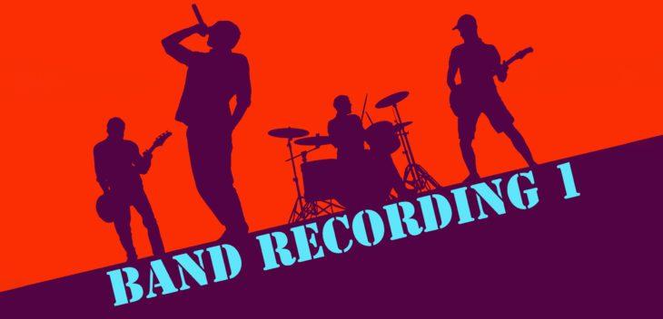 band recording workshop proberaum