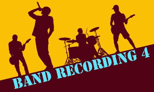 Workshop: Band-Recording im Proberaum – Editing, Mixdown und Mastering