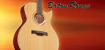 Test: Baton Rouge X6C-AC-AF, Akustikgitarre