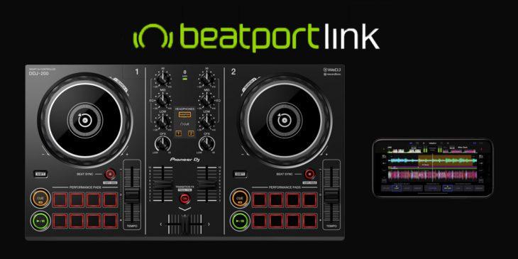 Beatport Link