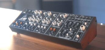 Behringer Cat Synthesizer, ein Octave Cat Klon