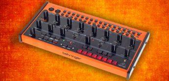 Test: Behringer Crave Synthesizer halbmodular