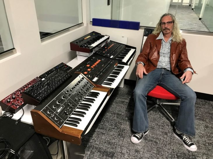 Synthesizer Behringer K-20