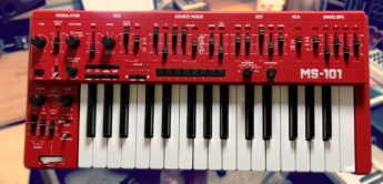Test: Behringer MS-101 Analogsynthesizer