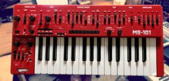 Test: Behringer MS-1, Synthesizer Klon des SH-101