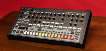 Test: Behringer RD-8 Drumcomputer, Analog Drummachine