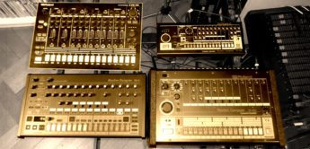 Feature: Behringer RD-8, Roland TR-808,TR-8, TR-08