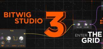 NAMM News 2019: Bitwig Studio 3, Digital Audio Workstation