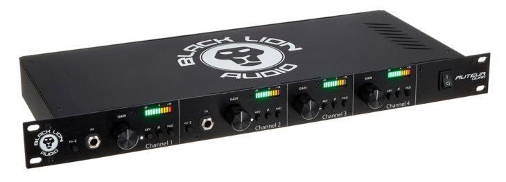 Black Lion Audio Auteur Quad 01