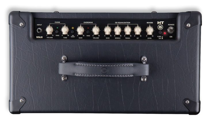 Blackstar HT-5R MkII Panel