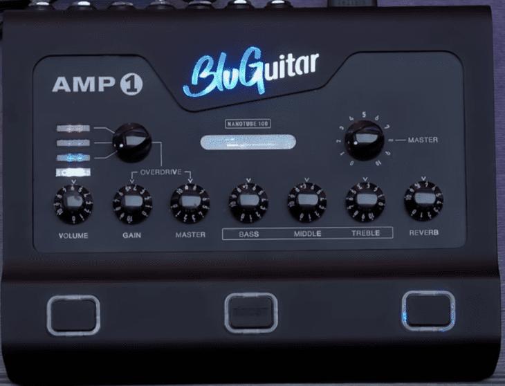 BluGuitar Amp1 Iridium Edition Front