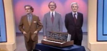 Rate-Show mit Bob Moog