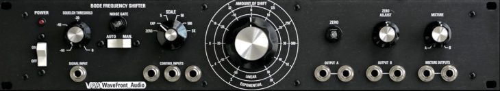 Wavefront Audio Bode Frequency Shifter