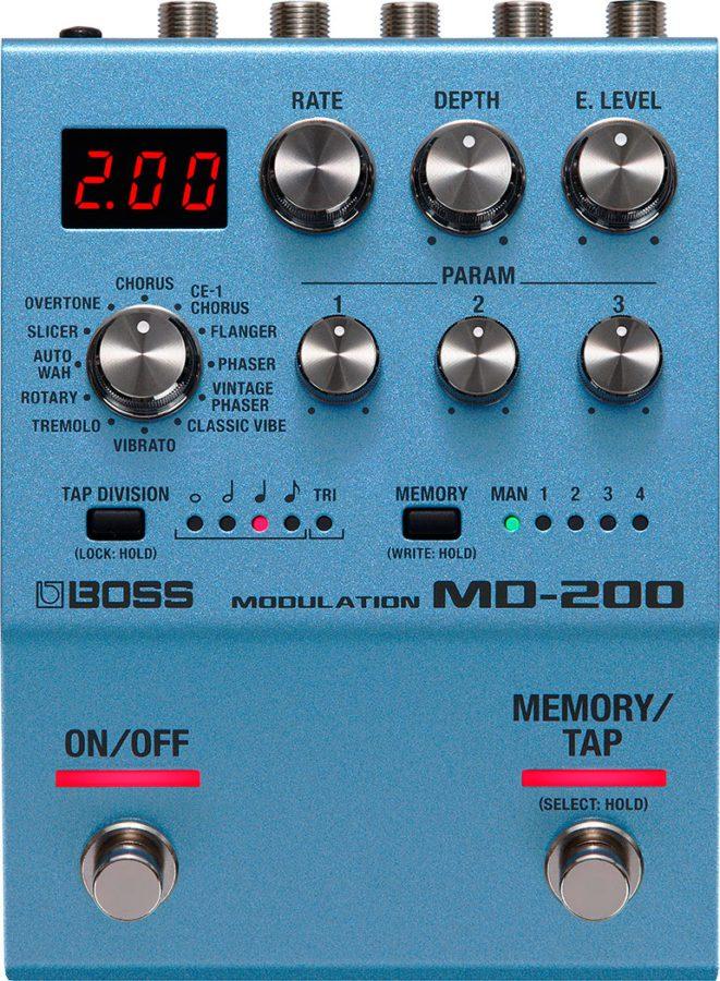 Boss 200 Serie md-200