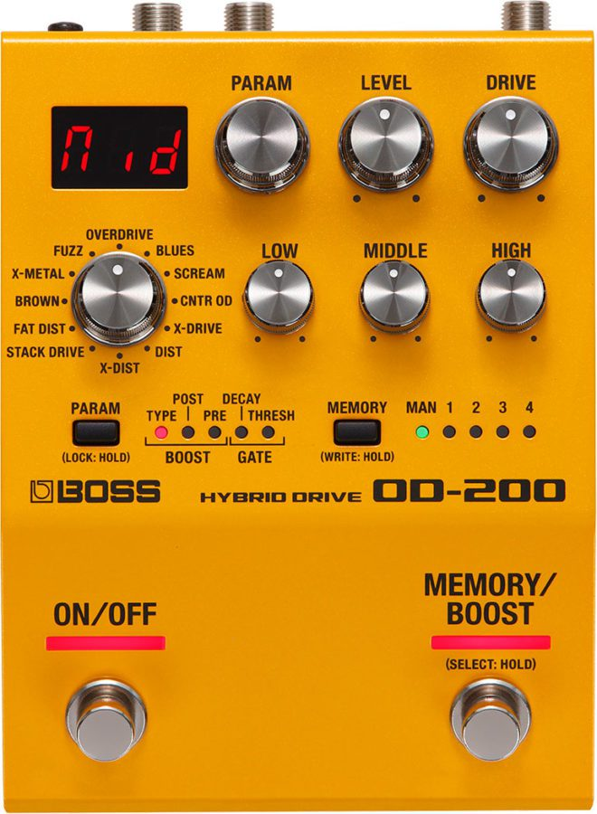 Boss 200 Serie od-200