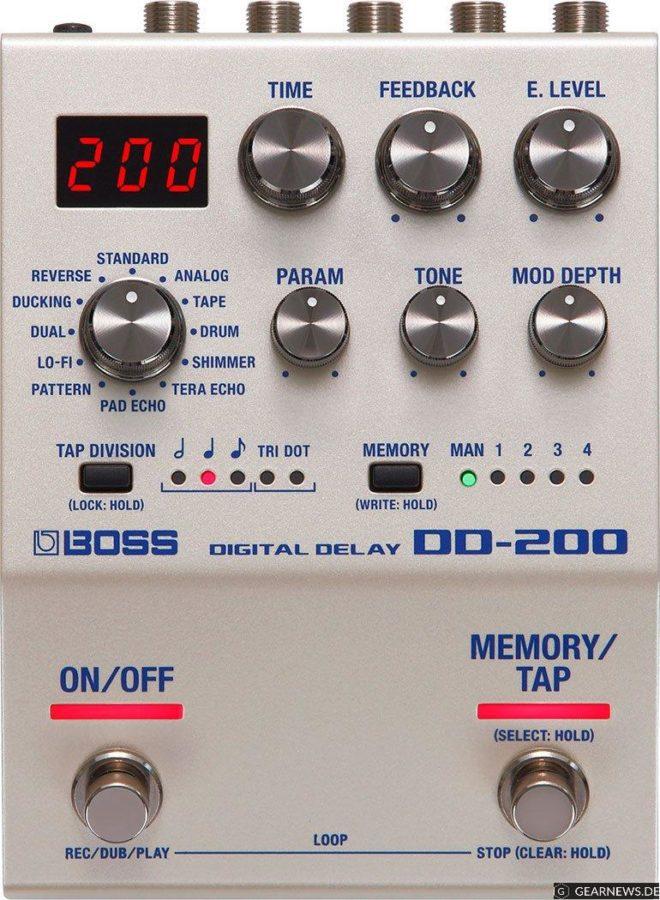 Boss 200 Serie dd-200
