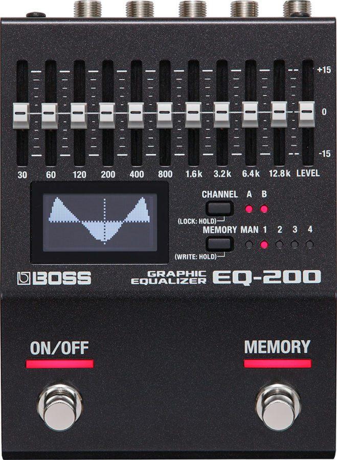 Boss 200 Serie eq-200