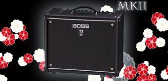 Test: Boss Katana 50 MKII, Gitarrenverstärker