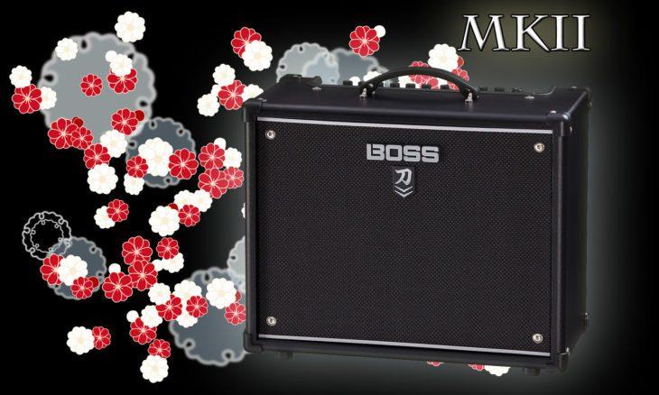 Boss Katana 50 MKII Gitarrenverstärker