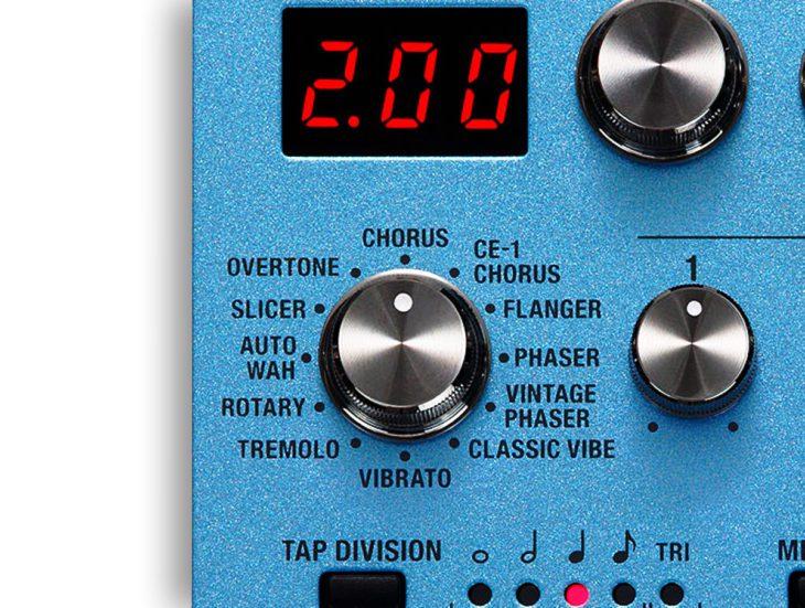 Boss MD-200 Effekte
