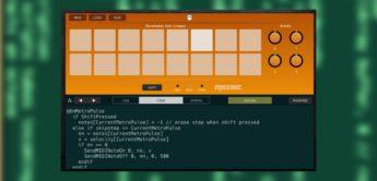 Bram Bos Mozaic Plugin Engine,  Modulares MIDI-Plug-In, iOS