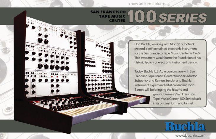 San Francisco Tape Music Center 100 Series