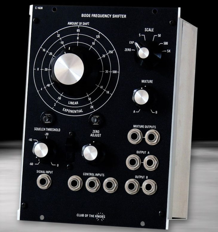 Club oft the Knobs C 1630 Bode Frequency Shifter