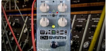 Test: Source Audio C4, Synthesizer Pedal
