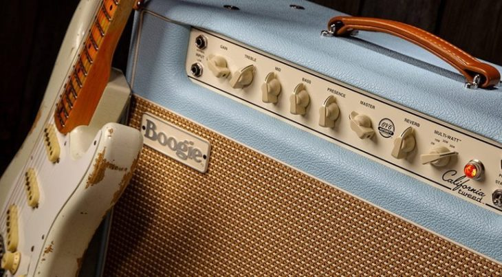 NAMM 2019: Mesa/Boogie stellt California Tweed 6V6 4:40 vor