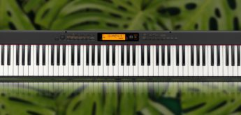 Test: Casio CDP-S350, Stagepiano