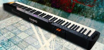 Test: Casio PX-S3000, PX-S1000, Digitalpianos