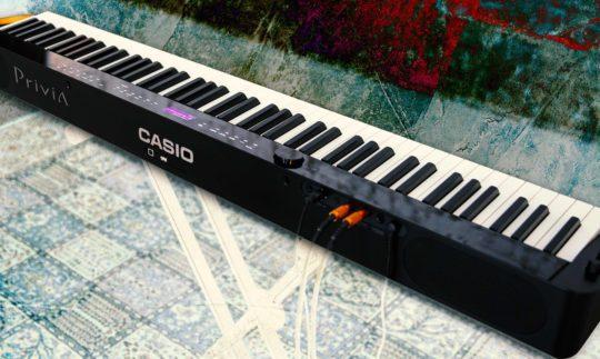 Test: Casio PX-S3000, PX-S1000, Digitalpianos