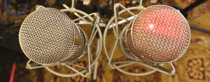 Chandler Limited TG Microphone, Großmembran Kondensatormikrofon