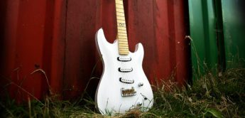 Test: Chapman Guitars ML1 Pro Traditional White Dove, E-Gitarre