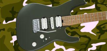 Test: Charvel Pro-Mod DK24 HSH 2PT CM DRB, E-Gitarre