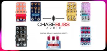 Feature: Chase Bliss Audio, Gitarren-Pedale