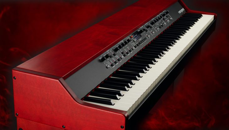 Test: Clavia Nord Grand Stagepiano