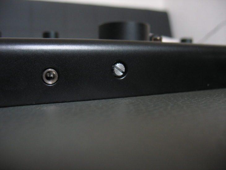 -- Drawmer CMC 3 Wohlfühl Lautstärkenregler und AUX In --