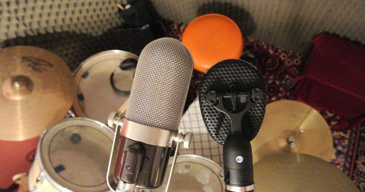 Coles 4038 und Nohype Audio LRM-V