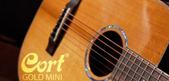 Test: Cort Gold Mini, Westerngitarre