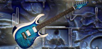 Test: Cort X-700 Duality, E-Gitarre
