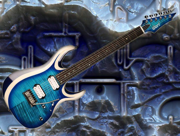 Cort X-700 Duality E-Gitarre