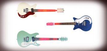 Danelectro 60th Anniversary E-Gitarren